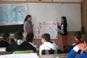 Открит урок на г-жа Красимира Драгова