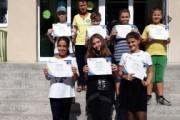 Първенци в Националното състезание по английски език на Асоциацията на Кеймбридж училищата в България